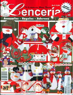 Revista: Lencería No. 3
