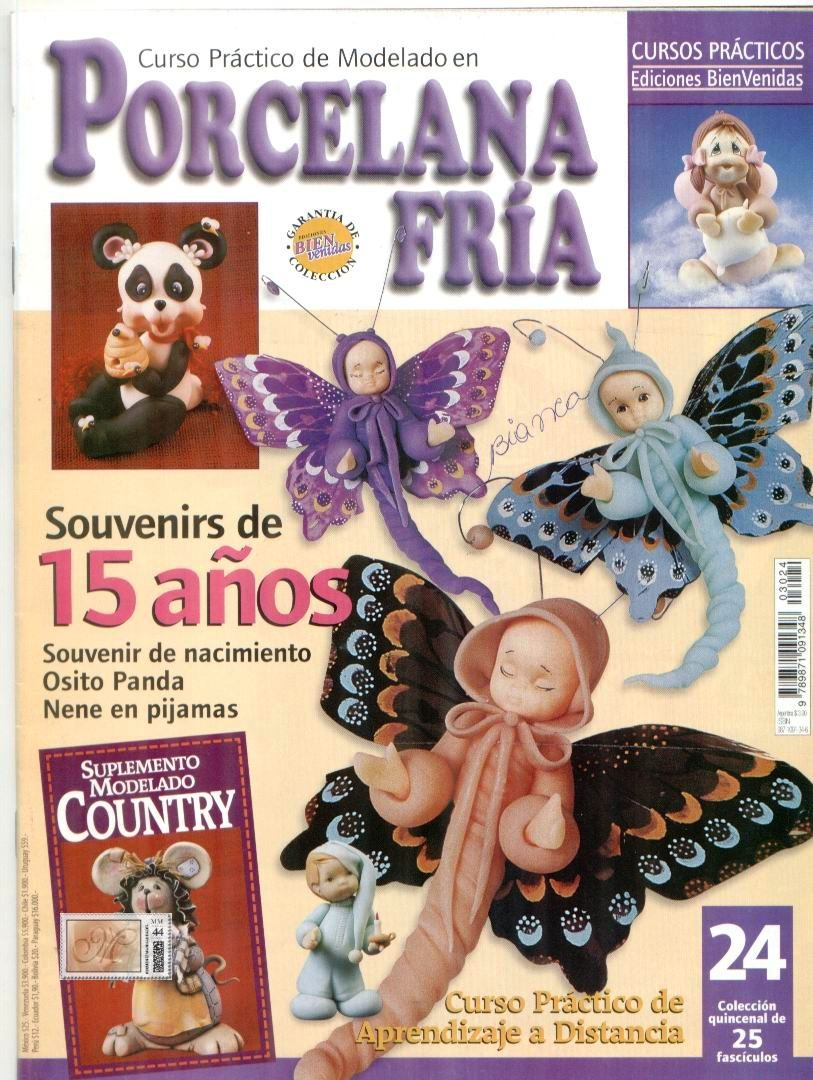 Revista: Porcelana fria No. 24