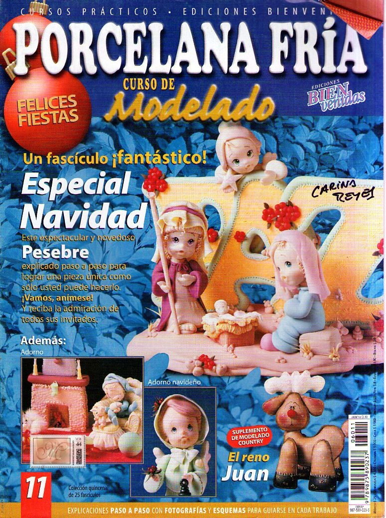 Revista: Porcelana fría No. 11