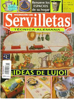 Servilletas Nro. 11