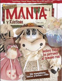 Manta y Rusticas Nro. 2