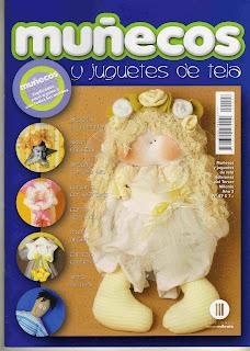 Muñecos y juguetes de Tela Nro. 27