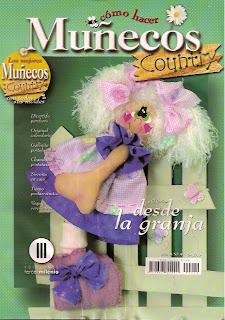 Muñecos Country Nro. 40