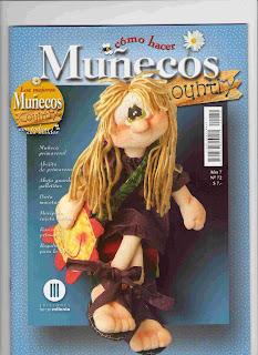Muñecos Country Nro. 72