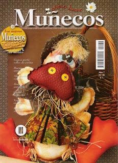 Muñecos Country Nro. 70
