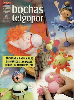 Bochas de Telgopor