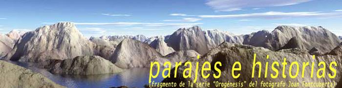 PARAJES E HISTORIAS