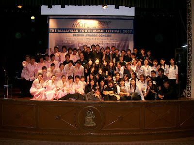 Klang Chamber Choir, XUM and UMRC