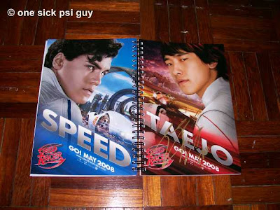 Speed and Taejo covers