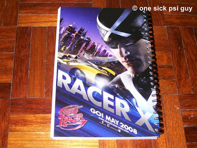 Racer X cover