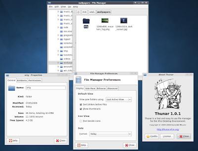 Top 7 Xfce Applications - Linux com