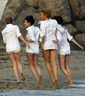Blake Lively Kristen Stewart Emma Roberts. Emma Roberts, la sexy sobrina