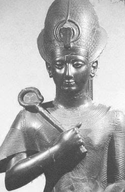 En tiempos de Ramsés III, un funcionario real fue convicto de crimen
