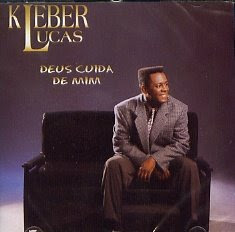 Download CD  Kleber Lucas Deus Cuida de Mim