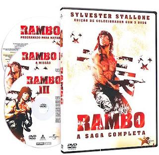 Trilha do Filme Rambo I, II e III | músicas