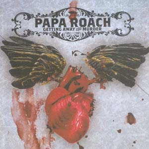 Download CD  Papa Roach Getting Away With Murder