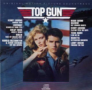 Trilha Sonora do Filme Top Gun 1986 | músicas