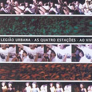Legiao Urbana As Quatro Estacoes Ao Vivo Duplo | músicas