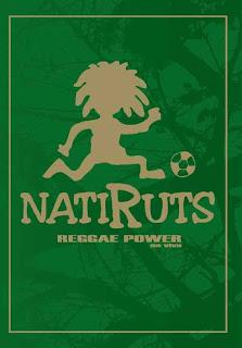 capa CD Natiruts   Reggae Power