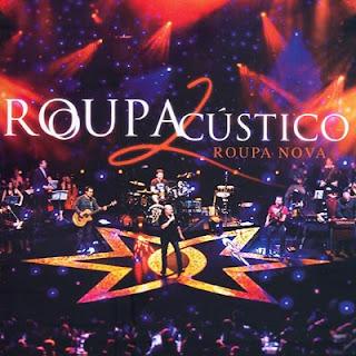 Roupa Nova Acustico 2 | músicas