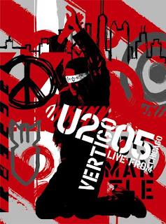 U2 Vertigo Live From Chicago DVD Audio