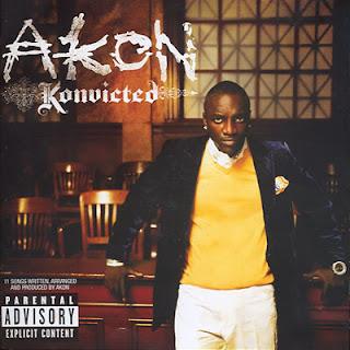 Akon Konvicted | músicas