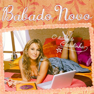 Download CD Babado Novo O Diario de Claudinha