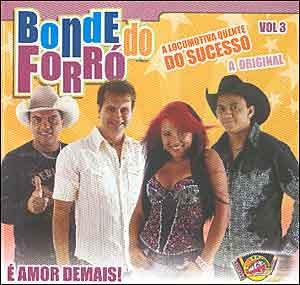 Bonde do Forro Vol 3 | músicas