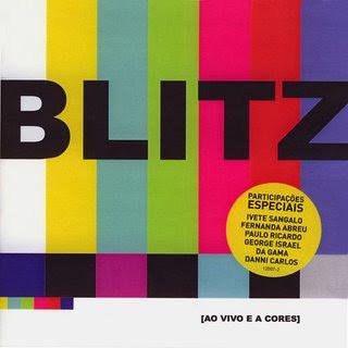 Blitz Ao Vivo e a Cores DVD Audio | músicas