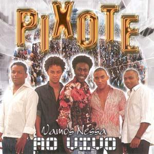 Grupo Pixote Vamos Nessa Ao Vivo | músicas