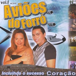 Avioes do Forro Vol 1 | músicas