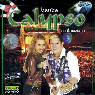Banda Calypso Na Amazonia Vol 7 | músicas