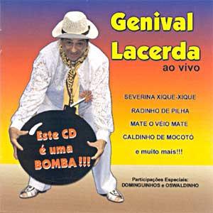 Cd Genival Lacerda - Ao Vivo