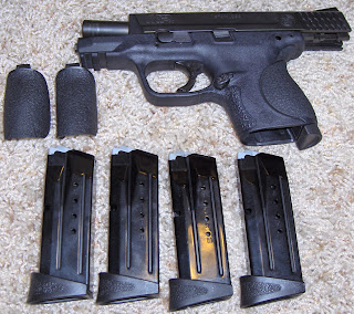 be a survivor equipment review smith and wesson m p 9c