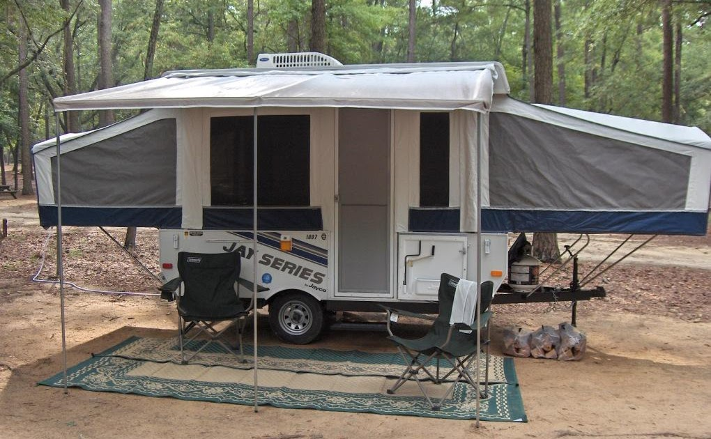 Be A Survivor Jayco Jay Series 1007 Pop Up Camper