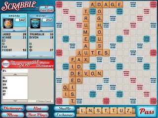 Scrabble download.