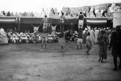 Music and Dance for War in Morocco