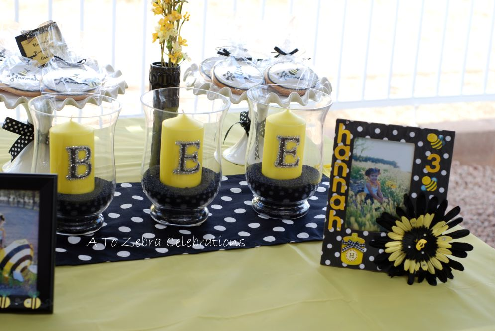 Guest Project U2014 Throw A Fabulous Bumble Bee Party!