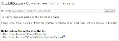 Download youtube mp4 video (cara 1)