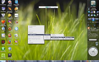 Cara Ouput Display Laptop kepada Monitor atau Projektor