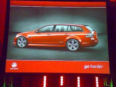 Spied: Holden VE Wagon & HSV Maloo Ute Presentation ...