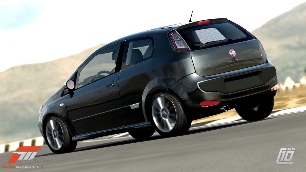 new sport car 2010 fiat punto evo sport. Black Bedroom Furniture Sets. Home Design Ideas