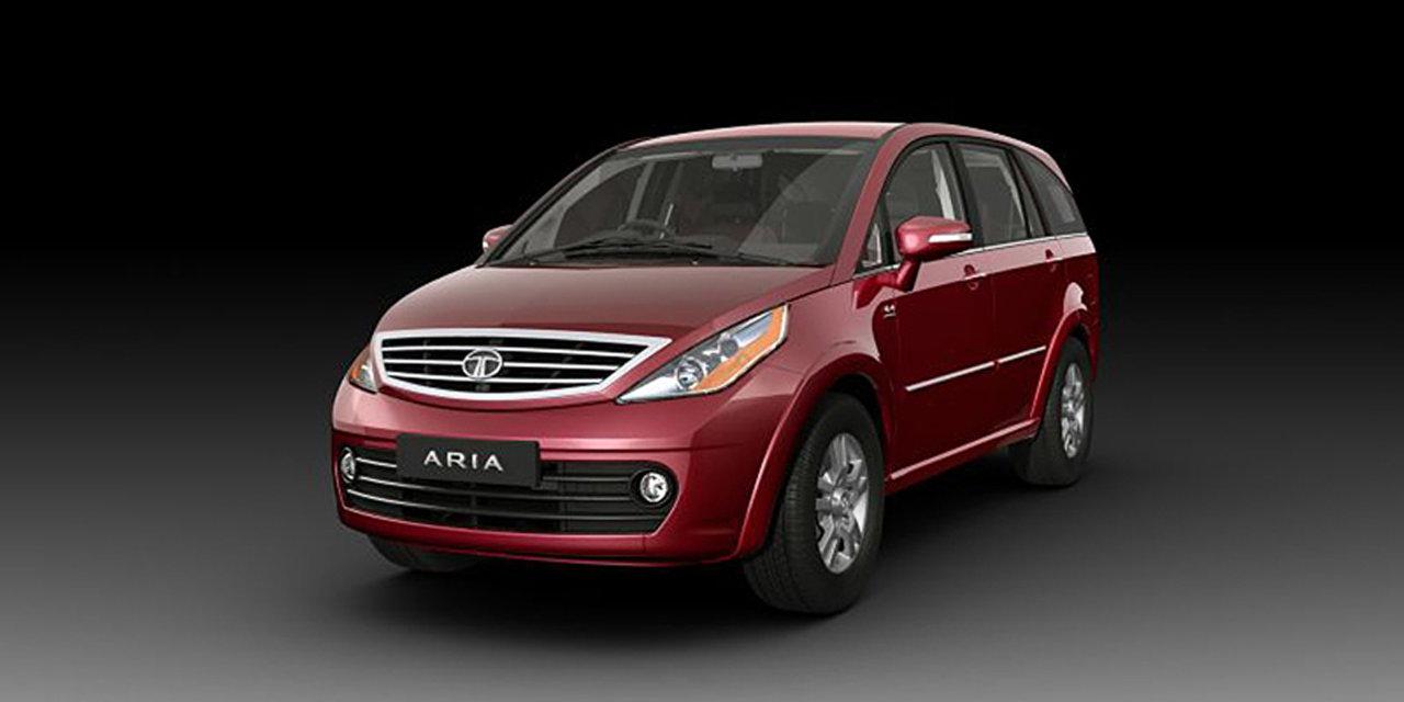 autozone tata motors launched tata aria in india