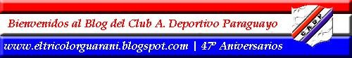 Deportivo Paraguayo Blog Site