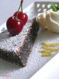 Egyszerű mákos süti
