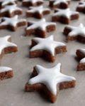 Fahéjas csillagok - zimtsterne