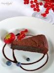 Suzy csokoládés süteménye