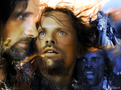 Aragorn slash fanfiction spank