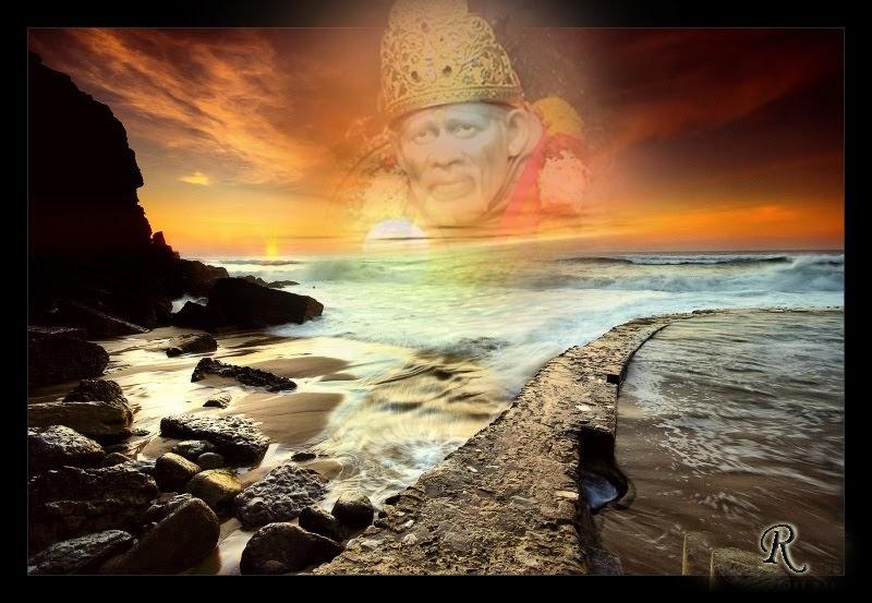 Sai Baba Hd 3d Wallpaper Download Sai Baba Helped Me To Get Government Job Sai Devotee
