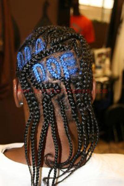 Ghetto Braids: Loveemeika: Www.hotghettomess.com